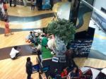 @ariandhi Booth @JalanKaki di @PictFest difoto dari atas..